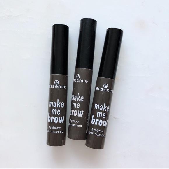 Essence Makeup Make Me Brow Gel Brown Poshmark